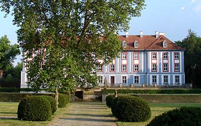 Blaues Schloss Obernzenn