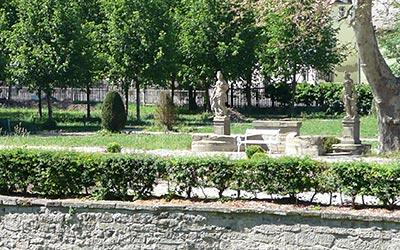 Park des Blauen Schlosses