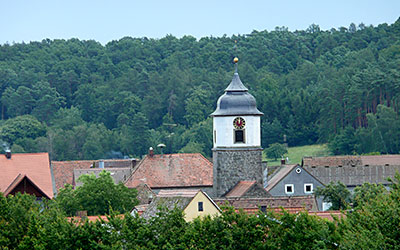Kirche St. Jakobus und St. Nikolaus in Urphertshofen